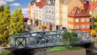 Faller 120502 H0 Szekrény-keresztmetszetű híd (H x Sz x Ma) 489 x 71 x 117 mm Faller