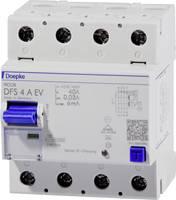 Doepke 09134818 Hibaáram védőkapcsoló 4 pólusú 40 A 0.03 A 400 V (09134818) Doepke