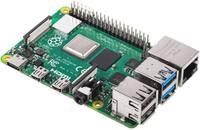 4 GB 4 x 1.5 GHz Raspberry Pi® (RP-4B-4GB) Raspberry Pi®