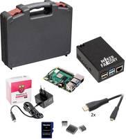 Advanced Set 4 GB 4 x 1.5 GHz Tárolótáskával, Tápegységgel, Noobs OS-sel, HDMI kábellel, Házzal, Hűtőbordával MAKERFACT (MF-6420429) MAKERFACTORY