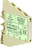 Camille Bauer Sineax V610 Hőmérséklet-távadók 2-vezetékes technológiában, SINEAX V 610 típusú Pt 100 bemenetekhez 154865 Camille Bauer