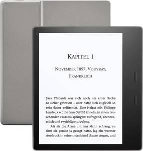 amazon Kindle Oasis (10. Generation – 2019) E-könyv olvasó 17.8 cm (7 coll) Szürke amazon