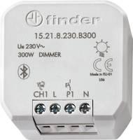 15.21.8.230.B300 Finder YESLY 1 csatornás Dimm faktor Szürke Finder