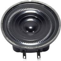Visaton K 50 WPT 2 coll 5 cm Miniatűr hangszóró 2 W 8 Ω Visaton
