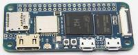 Banana Pi BPI-ZERO BPi-M2+Zero 512 MB 4 x 1.2 GHz Banana PI Banana PI