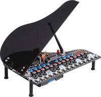 Arexx CP-01K Elektronikus zongora Építőkészlet 4.5 V Arexx