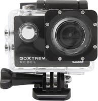 Akciókamera és webkamera, 30 m-ig vizálló tokkal, GoXtreme Rebel GoXtreme