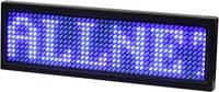 Allnet LED-es névtábla Allnet
