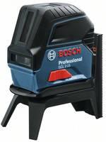 Pont- és vonallézer Bosch Professional Kalibrált: Gyári standard (tanúsítvány nélkül) Bosch Professional