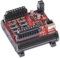 Deditec ETH-RELAIS-8 Kimeneti modul Ethernet Digitális kimenetek száma: 8 Digitális bemenetek száma: 0 Relé kimenetek sz Deditec