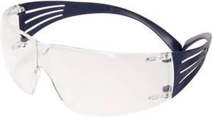 3M SecureFit SF201SGAF-BLU Védőszemüveg Párásodás mentes Kék DIN EN 166 3M