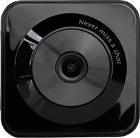 Timelapse akciókamera 1080 MPix, gyorsított felvétel funkció, WLAN, fekete (selyemmatt), Brinno Brinno