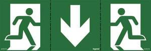 Legrand 661670 Piktogramm Fali beszerelés Legrand