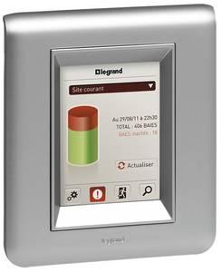 Legrand 062601 Kontroll képernyőő Fali beszerelés Legrand