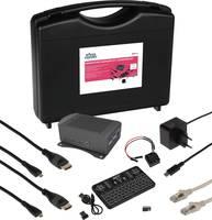 MAKERFACTORY Streaming Set Tárolótáskával, Házzal, Tápegységgel, Hűtőbordával, HDMI™ kábellel, Noobs OS-sel, Billent MAKERFACTORY