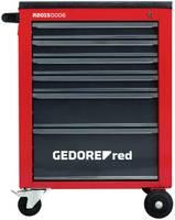 Gedore RED 3301663 Műhely kocsi MECHANIC 6 fiókok. 910x628x418 Gedore RED