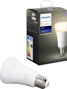 Philips Lighting Hue LED-es fényforrás White EEK: A+ (A++ - E) E27 Melegfehér Philips Lighting