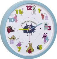 Kvarc Falióra TFA Dostmann Little Monsters 30.9 cm x 4.4 cm Türkiz TFA Dostmann