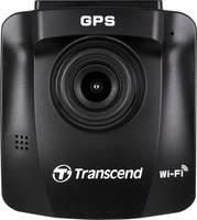 Transcend DrivePro 230Q Autós kamera GPS-szel Látószög, vízszintes (max.)=130 ° 12 V Akku, Nyomtáv asszisztens, WLAN, Ü Transcend