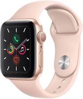 Apple 40 mm Alumínium ház Arany Sport karszalag Homokrózsaszín Apple