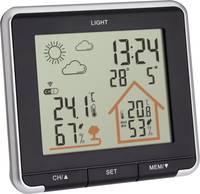 TFA Dostmann Funk-Wetterstation LIFE 35.1153.01 Vezeték nélküli időjárásjelző állomás Előrejelzés 12 - 24 órás TFA Dostmann