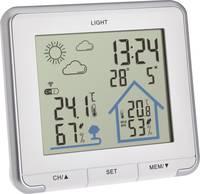 Időjárás állomás, vezeték nélküli beltéri kültéri hőmérő, helyiség klíma kijelzéssel TFA Dostmann LIFE 35.1153.02 TFA Dostmann