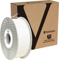 Verbatim 55510 3D nyomtatószál 1.75 mm 500 g Fehér 1 db Verbatim