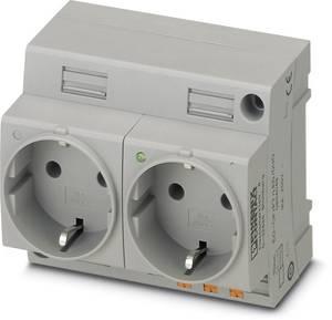 Kapcsolószekrény csatlakozó Phoenix Contact EO-CF/PT/LED/DUO Szürke 1 db Phoenix Contact