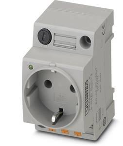 Kapcsolószekrény csatlakozó Phoenix Contact EO-CF/PT/LED/F Szürke 1 db Phoenix Contact