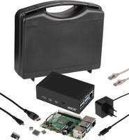 Raspberry Pi® 4 B Advanced Set 2 GB 4 x 1.5 GHz Tápegységgel, Hűtőbordával, HDMI™ kábellel, Noobs OS-sel Joy-it Joy-it