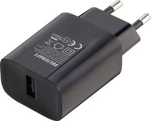 VOLTCRAFT SPS-1000 USB VC-10904490 USB-s töltőkészülék Aljzat dugó Kimeneti áram (max.) 1000 mA 1 x USB VOLTCRAFT