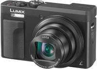 Panasonic DC-TZ91EG-K Digitális kamera 20 MPix Optikai zoom: 30 x Fekete 4k videó, Elektronikus kereső, Kihajtható kije Panasonic