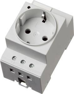 """Kapcsolószekrény csatlakozó Pfannenberg PPS socket-outlet """"D"""" 250V Szürke 1 db Pfannenberg"""
