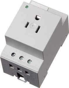 """Kapcsolószekrény csatlakozó Pfannenberg PPS socket-outlet """"USA"""" - 125V Szürke 1 db Pfannenberg"""