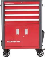Gedore RED 3301688 Műhelykocsi ABS műanyag, Acéllemez Szín:Piros Gedore RED