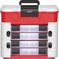 Gedore RED 3301659 R20750063 Szerszámos doboz Műanyag Piros, Fehér Gedore RED