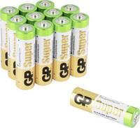 Ceruzaelem Alkáli mangán GP Batteries Super 8+4 1.5 V 12 db GP Batteries