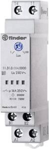 Alkonykapcsoló 1 db Finder 11.31.0.024.0000 Üzemi feszültség:230 V/AC ATT.FX.SENSITIVITY_LIGHT_RANGE: 1, 30 - 80, 1000 l Finder