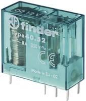 Finder 40.52.6.024.0000 Nyák relé 8 A 2 váltó 1 db Finder