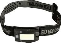 Heitech HEAD180AS Sensor LED Fejlámpa Akkuról üzemeltetett 180 lm 04003518 Heitech