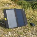 Power Traveller Kestrel 40 PTL-KSK040 Napelemes akkutöltő Töltőáram napelem (max.) 2400 mA 12 W Kapacitás (mAh, Ah) 1000 Power Traveller