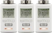 Sygonix HT100 Fűtőtest termosztát Elektronikus 3 részes készlet 8 ... 28 °C Sygonix