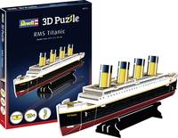 Revell 3D-Puzzle RMS Titanic 00112 Revell