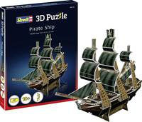 Revell 3D-Puzzle Piratenschiff 00115 Revell