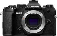 Olympus E-M5 Mark III Rendszer-fényképezőgép Ház 20.4 Megapixel Fekete 4k videó, Fagyálló, Fröccsenő víz ellen védett, Olympus