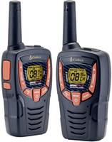 Cobra AM645 441492 Amatőr rádiókészülék 2 részes készlet Cobra