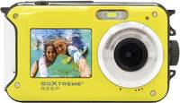 GoXtreme Reef Yellow Digitális kamera 24 Megapixel Sárga Full HD video, Vízálló 3 méterig, Víz alatti kamera, Ütésálló GoXtreme