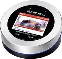 Albrecht DR 50 B Rádió adapter DAB, DAB+, URH Bluetooth® Albrecht