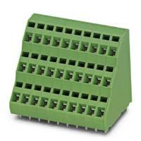 Phoenix Contact ZFK3DSA 1,5-5,08-16 Nyomtatott áramköri kapocs 1.5 mm² Pólusszám 16 Zöld 10 db Phoenix Contact
