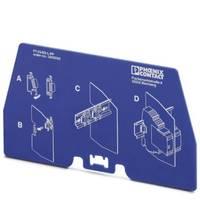 Elválasztó lemez Phoenix Contact PT-IQ-EX-L-PP 2905023 1 db Phoenix Contact